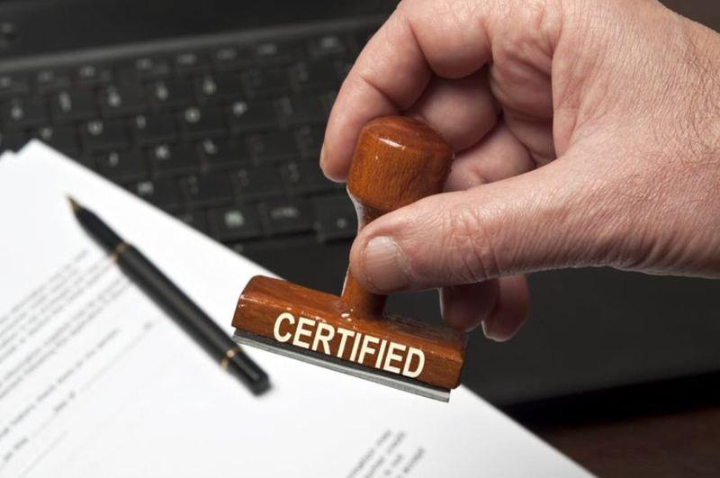 certificado de antiguedad en malaga