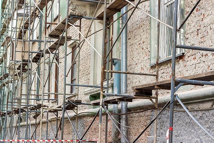como reformar la fachada de una casa antigua